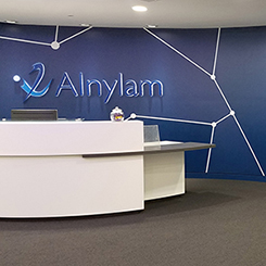Alnylam Pharmaceuticals - UK